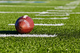 Fototapety Football on Field