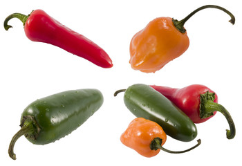 hot pepper series