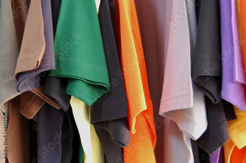 short sleeved t-shirts