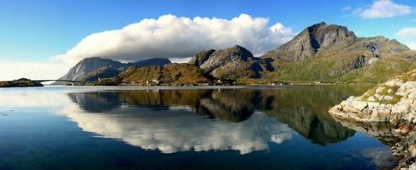 Lofoten Panorama  © pmac