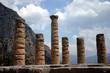 Columns at Delphi