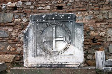 Delphi Tombstone