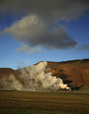 Geothermal power poster