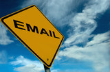 Email Signage poster