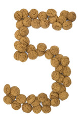 Ginger Nuts Number Five