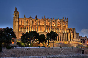 Kathedrale in Palma (3)