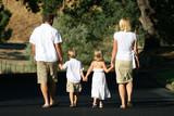 Family Stroll poster