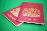 Passports please poster