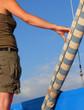 Gomera - Whalewatching Boot
