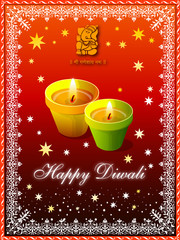 Diwali Greeting - Happy Diwali