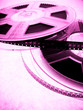 Cinema concept - Film reels