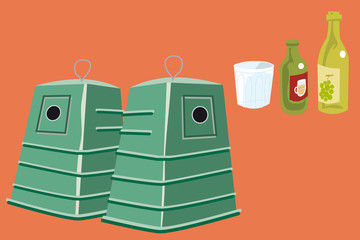 Recyclage verre