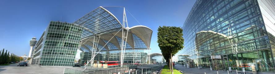 Airport Munich Panorama