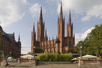 Rathausplatz Wiesbaden