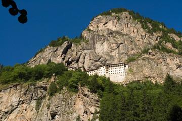Panagia Soumela monastery, Black Sea, Turkey