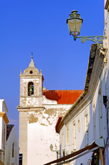Portugal, Algarve, Lagos: Santo Antonio Church