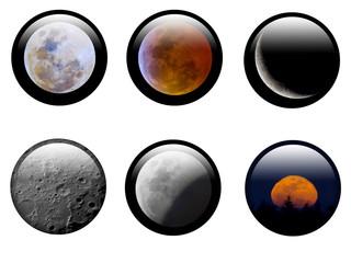 Lunar Buttons