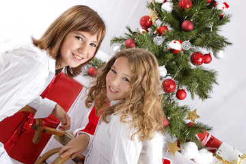 x-mas girls