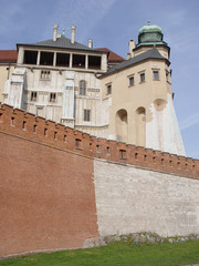 Royal Wawel Castle.Krakow - Poland
