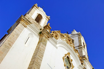 Portugal, Algarve, Lagos: St Anthony's Church