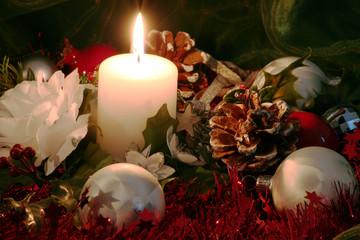 Advent, Advent, ein Lichtlein ...