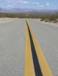 Lienie auf asphalt