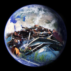 Landfill Earth