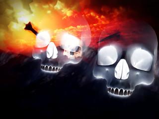 War Skulls 9