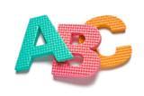 Letterc ABC poster