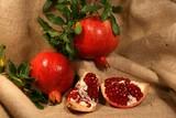 wonderful pomegranate poster