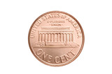 penny macro isolated poster