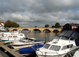 The River Thames at Henley, Oxfordshire