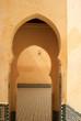 architecutre : porte marocaine