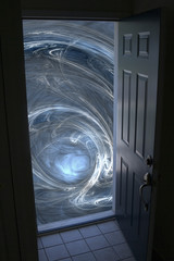 opening door to the vortex