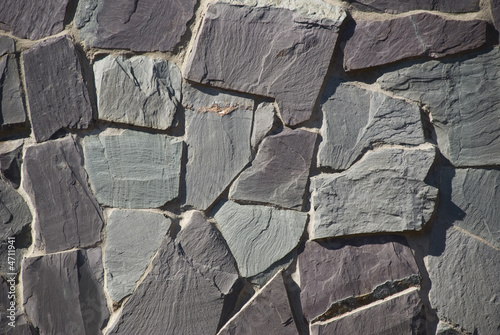 Purple Grey Rock wall texture