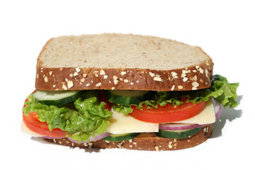 Sandwich - Healthy Vegetarian