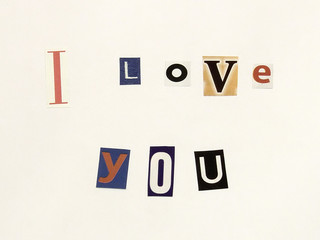 I love you - 2