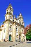 Portugal, Lamego: Sanctuary Nossa Senhora dos Remedios poster