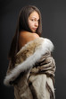 The girl in a fur coat 6