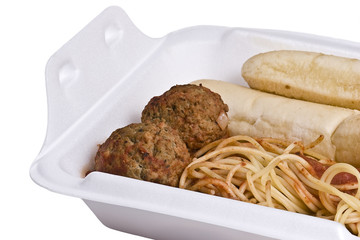 Spaghetti Take Out