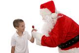 Thank You Santa poster