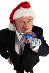 business Santa noise maker