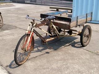Triciclo Utilitário