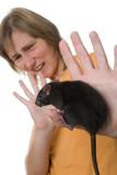 terrible rat poster