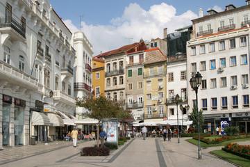 Coimbra city center