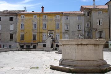 Le vieux centre-ville de Piran
