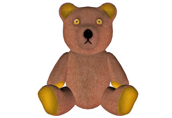 Teddy Bear . 2