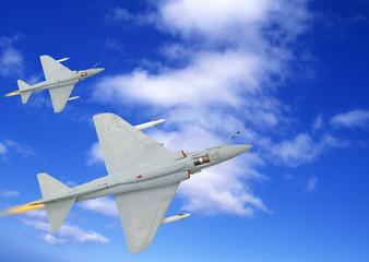 fighter ariplanes