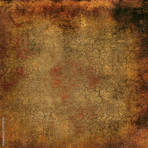 an antique crackled texture
