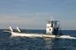 Fährschiff auf der Adria
